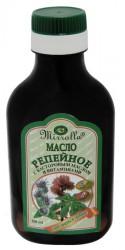 Масло репейное, Мирролла с касторовым маслом и витаминами 100 мл