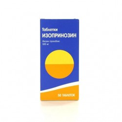 Изопринозин, табл. 500 мг №50