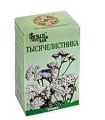 Тысячелистника трава, сырье 50 г №1