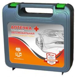 Аптечка автомобильная, Витал арт. 8816 (тип 10/2 ф. 10) Дорожная медицина первой помощи