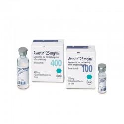 Авастин, конц. д/р-ра д/инф. 25 мг/мл 16 мл №1 флаконы
