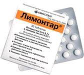 Лимонтар, табл. раств. 250 мг №30