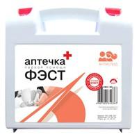 Аптечка первой помощи, Фэст арт. 1022 офисная (для оснащения рабочих кабинетов учреждений и организаций) мягкий футляр-сумка