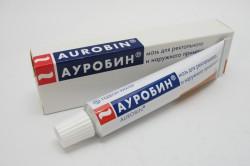 Ауробин, мазь 20 г №1
