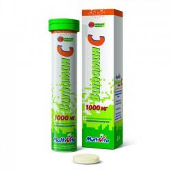 Витамин С, табл. шип. 1000 мг №20