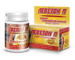 Леветон П, табл. п/о 500 мг №60