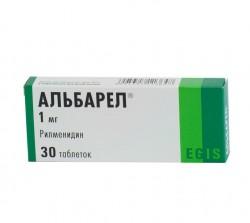 Альбарел, табл. 1 мг №30