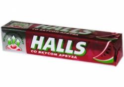 Леденцы, Холлс 33.5 г арбуз
