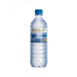 Вода питьевая, Байкальская 0.5 л газированная