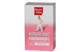 Мульти-табс Перинатал, табл. п/о №60