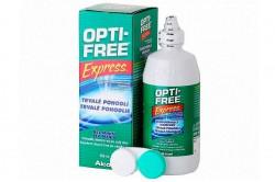 Раствор для ухода за контактными линзами, Опти-фри Экспресс 355 мл