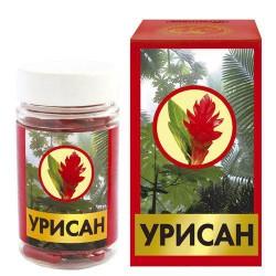 Урисан, капс. 550 мг №60