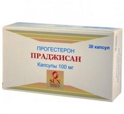 Праджисан, капс. 100 мг №30