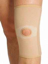 Бандаж на коленный сустав, ОРТО р. M арт. BKN-871 из нити с керамическим напылением с ребрами жесткости