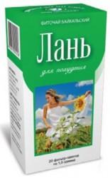 Фиточай, Байкальский ф/пак. 1.5 г №20 для похудения лань
