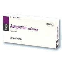 Амприлан, табл. 10 мг №30