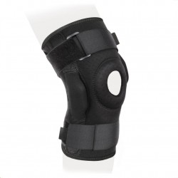 Бандаж на коленный сустав, Ттоман р. M арт. KS-RP разъем сзади с полицентрическими шарнирами и силиконовым кольцом