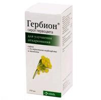 Гербион сироп первоцвета, сироп 150 мл №1