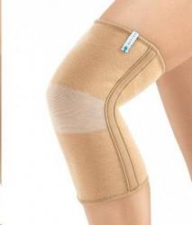 Бандаж на колено, Орлетт р. XL арт. MKN-103(M) эластичный с металлическими спиральными ребрами