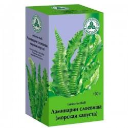 Ламинария (морская капуста), сырье 100 г №1